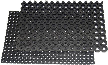 Резиновые коврики Бэст и Гексафлекс (сравнение)
