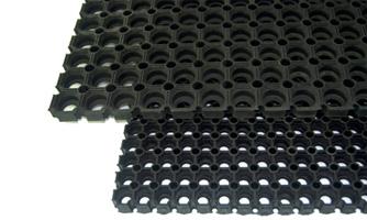 Резиновые коврики Гамми и Квадрофлекс (сравнение)
